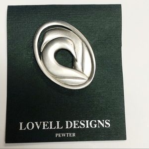 Jewelry - Lovell Designs pin. New.